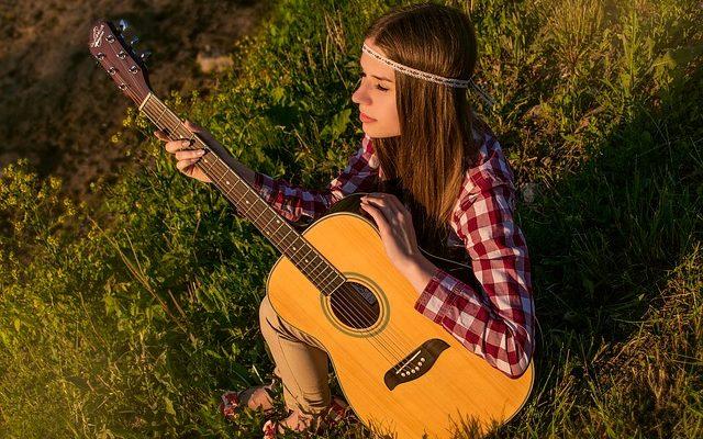 Гитара — инструмент с тысячелетней историей
