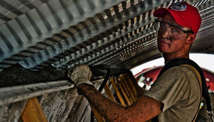Современные технологии помогают в строительстве