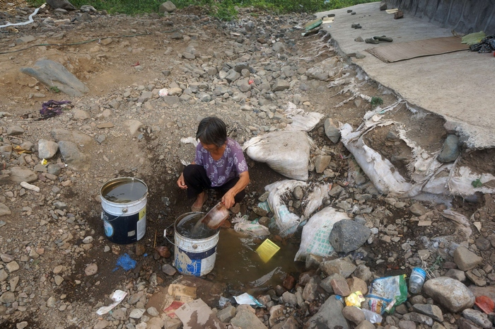 Henan Suffers From Its Most Severe Drought In 63 Years