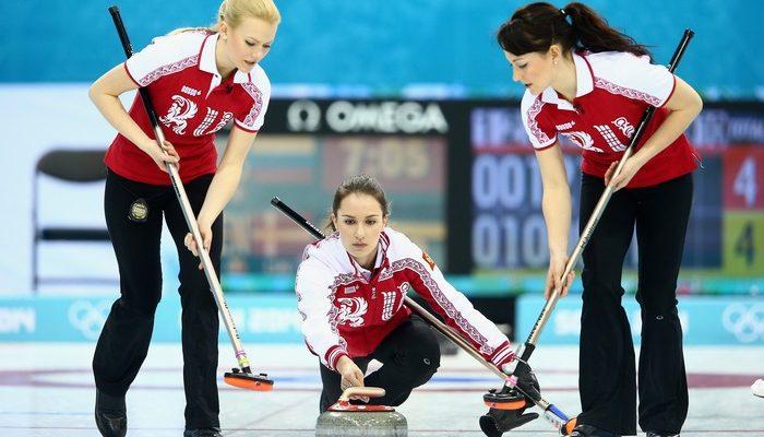 Женской сборной РФ не удалось завоевать «серебро» на ЧМ по кёрлингу 2016