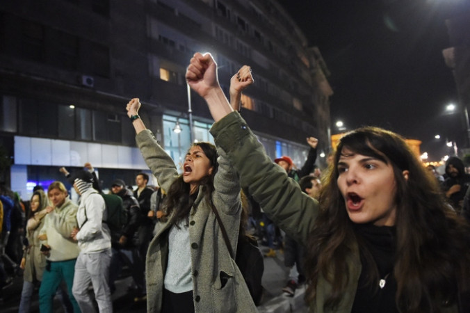 Фото: DANIEL MIHAILESCU/AFP/Getty Images