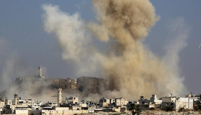 Россия использовала в Сирии танки и пехоту