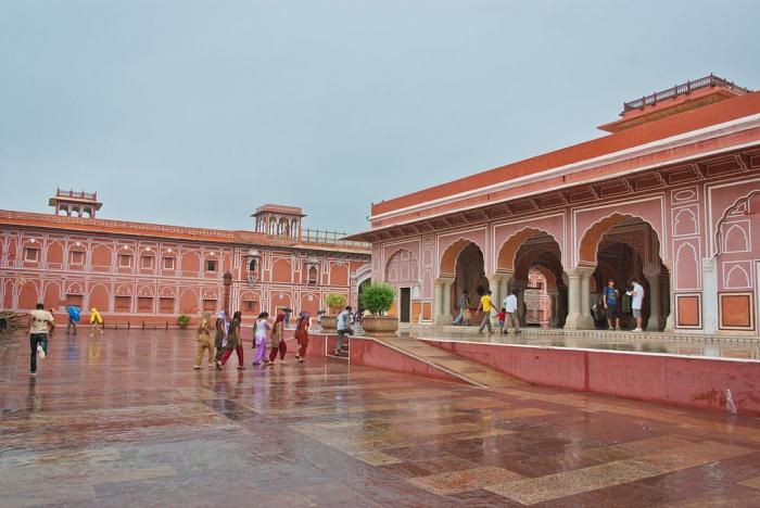 Городской дворец. Джайпур. Фото: Antoine Taveneaux/commons.wikimedia.org/CC BY-SA 3.0