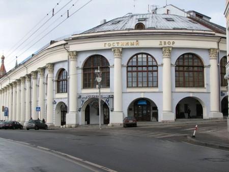 Гостиный Двор в Москве. Фото: User:Kmorozov/commons.wikimedia.org/CC BY-SA 3.0