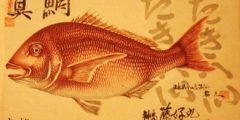 Гётаку — уникальная японская традиция: рыба становится произведением искусства (видео)
