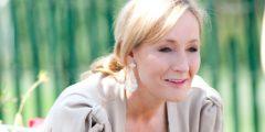 Джоан Роулинг порадует детей новой книгой