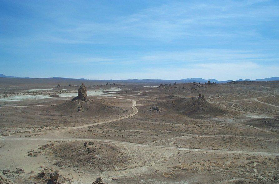 Пустыня Мохаве. Фото: Cropbot/wikipedia/CC BY-SA 3.0