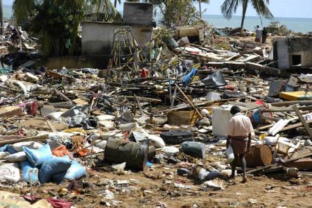 Последствия разрушительного землетрясения. Фото: Guety/wikipedia.org/CC BY 2.0