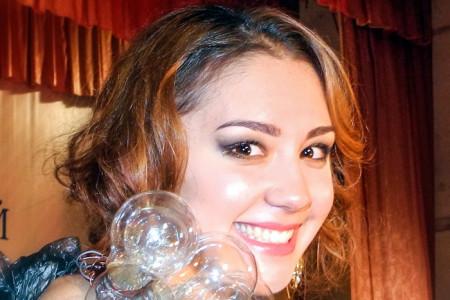 Шасне Сулейманова Мисс Золотой голос. Фото: Алла Лавриненко/Великая Эпоха