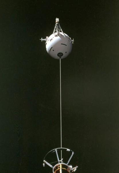 шары в космосе