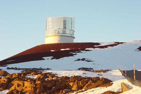 Телескоп «Субару» на вершине горы Мауна-Кеа, на Гавайях. Фото: Comu nacho/wikipedia.org/CC BY-SA 3.0