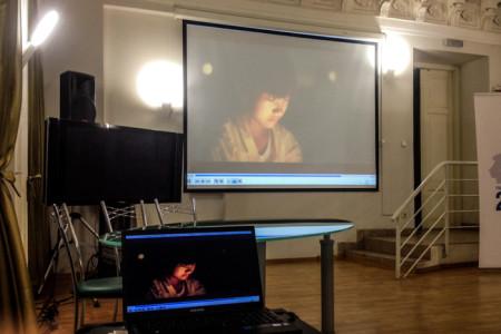 Показ фильма состоялся в Нижегородской областной научной библиотеке. Фото предоставлено Нижегородской государственной областной научной библиотекой