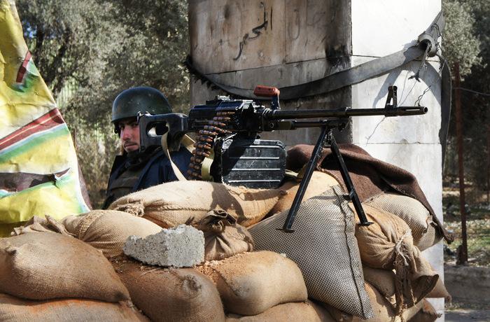 Гражданская война в Сирии. Фото: Elizabeth Arrott/wikimedia.org/ public domain