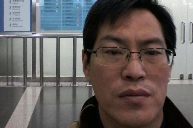 Адвокат Линь Цилэй. Фото с epochtimes.com