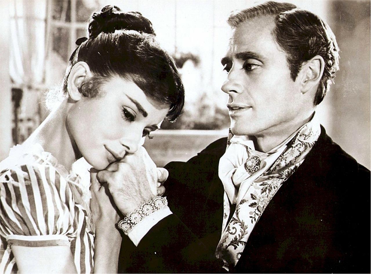 Одри Хепберн и Генри Фонда в экранизации «Войны и мира» 1956 года. Фото: pixabay.com/ CC0 Public Domain