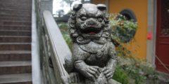 Как львы вошли в символику китайского буддизма?