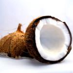 кокос, масло, орех