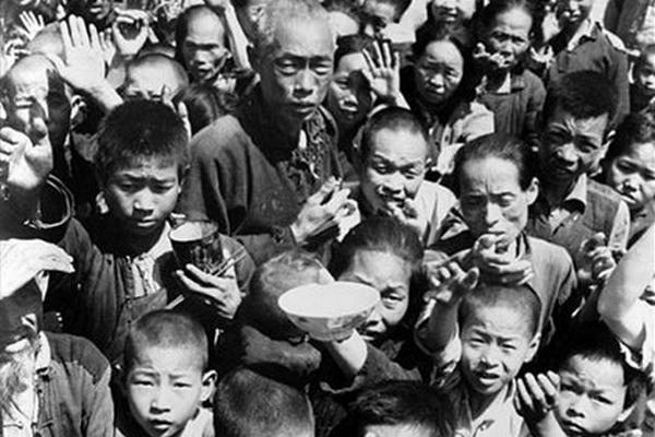 Голодомор в Китае. Фото с epochtimes.com