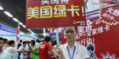 Китайские богачи уезжают из Китая из-за плохого качества жизни и образования