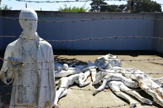 Памятник жертвам Холокоста. Фото: pixabay.com/CC0 Public Domain