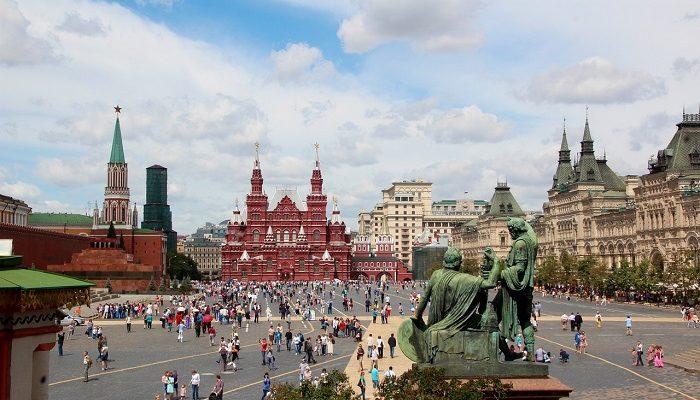 В центре Москвы во время фестиваля ограничат движение транспорта