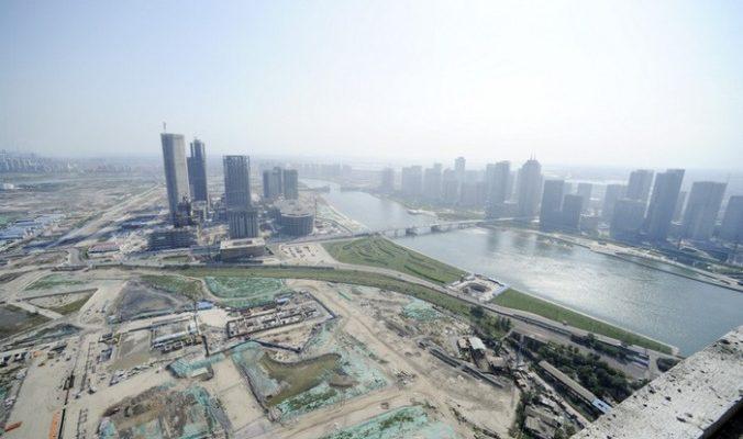 В Китае нашли 50 городов-призраков