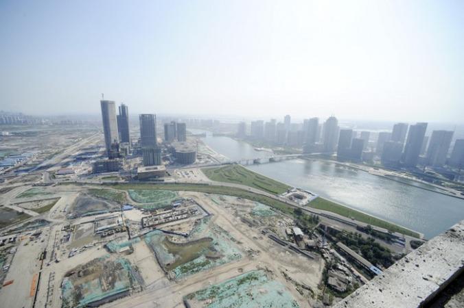В Китае насчитали 50 городов-призраков. Фото с epochtimes.com