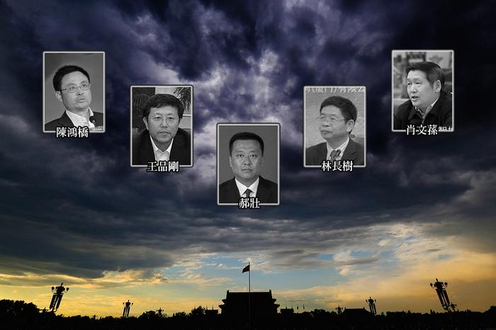 Китайские чиновники стали чаще совершать самоубийства. Источник: epochtimes.com