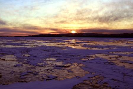 Озеро Байкал зимой. Фото: pixabay.com/ CC0 Public Domain