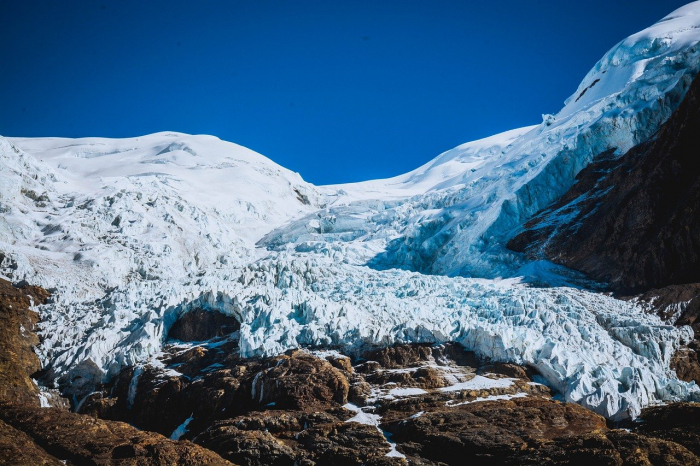 Тибетские ледники гибнут
