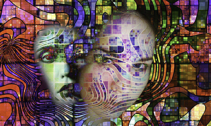 Диссоциативное расстройство идентичности. Фото: geralt via Pixabay/public domain