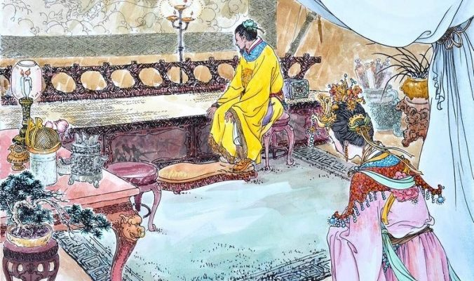 Императрицы Китая, чья мудрость обогатила династии