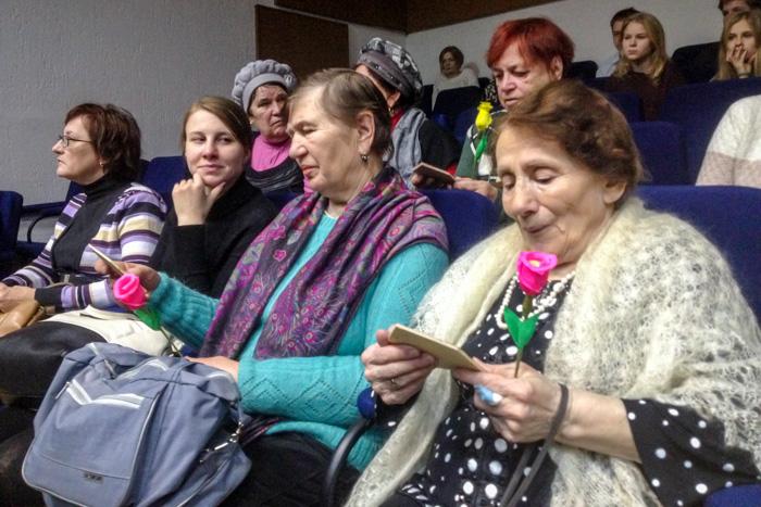 Жертвы политических репрессий. Фото: Юлия Карпова