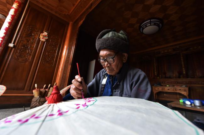 5 ноября 2015 года. Окрестности уезд Тэньчун провинции Юньнань. Фото epochtimes.com