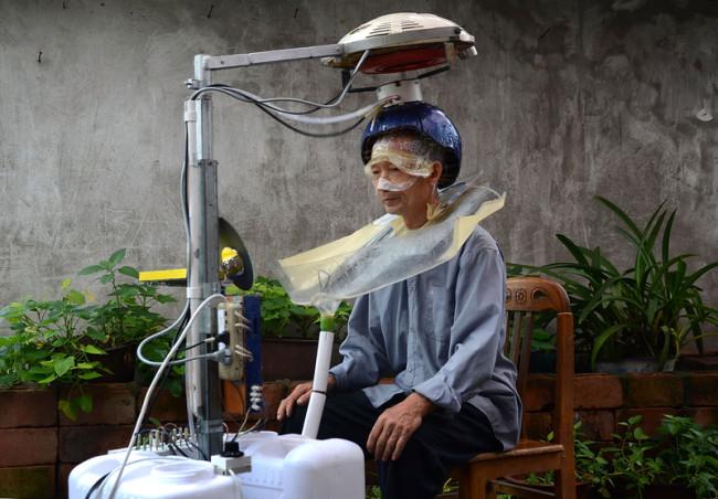 16 сентября 2015 года. Город Лэшань провинции Сычуань. Фото epochtimes.com