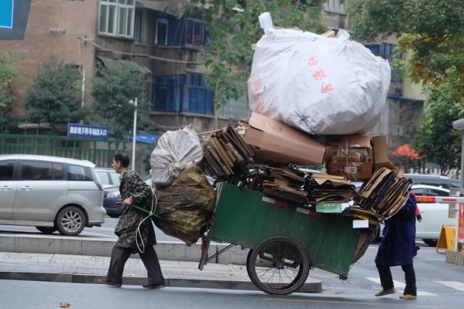 18 ноября 2015 года. Город Чандэ провинции Хунань. Фото: epochtimes.com
