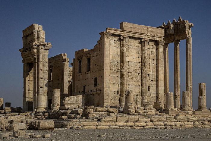 Храм Бэла в 2008 году. Фото: Sasha Isachenko/wikipedia.org/CC BY-SA 4.0