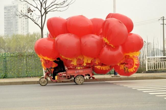 10 марта 2015 года. Город Чандэ провинции Хунань. Фото: epochtimes.com