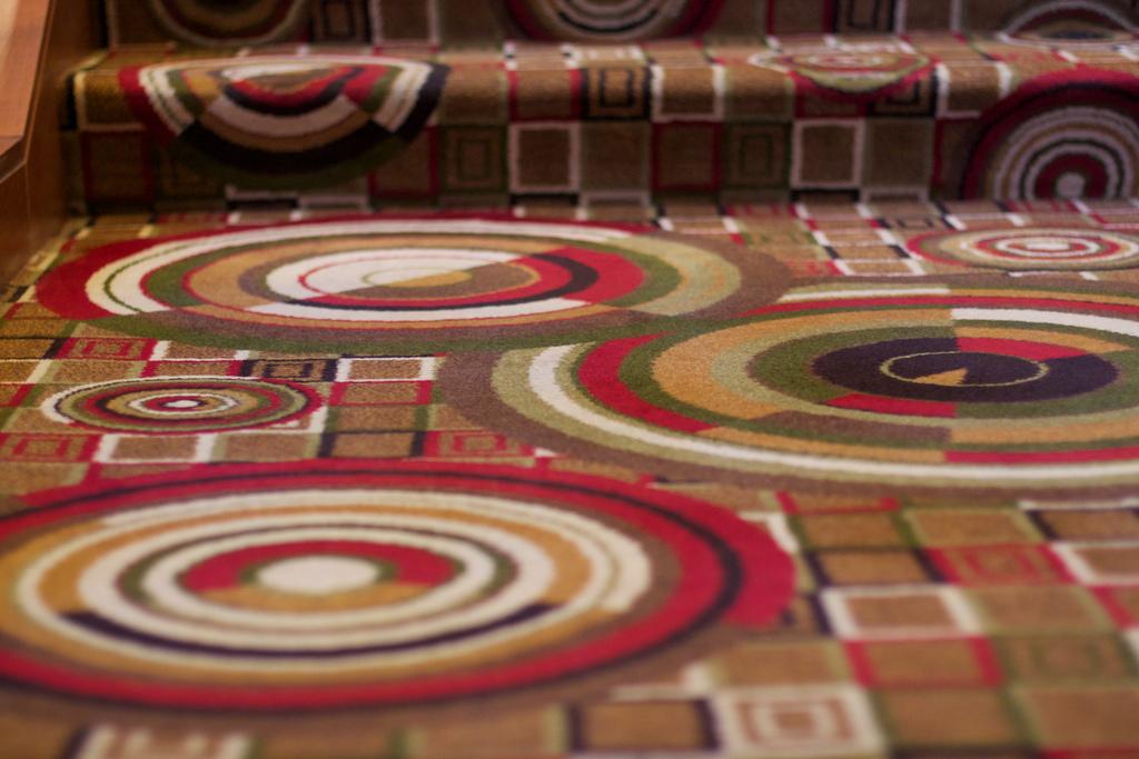ковер, лестница, ковровое покрытие