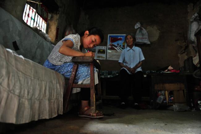 27 мая 2015 года. Деревня в районе города Жичжао провинции Шаньдун. Фото с epochtimes.com