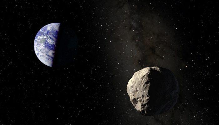 Земля может пострадать от астероидов-кентавров