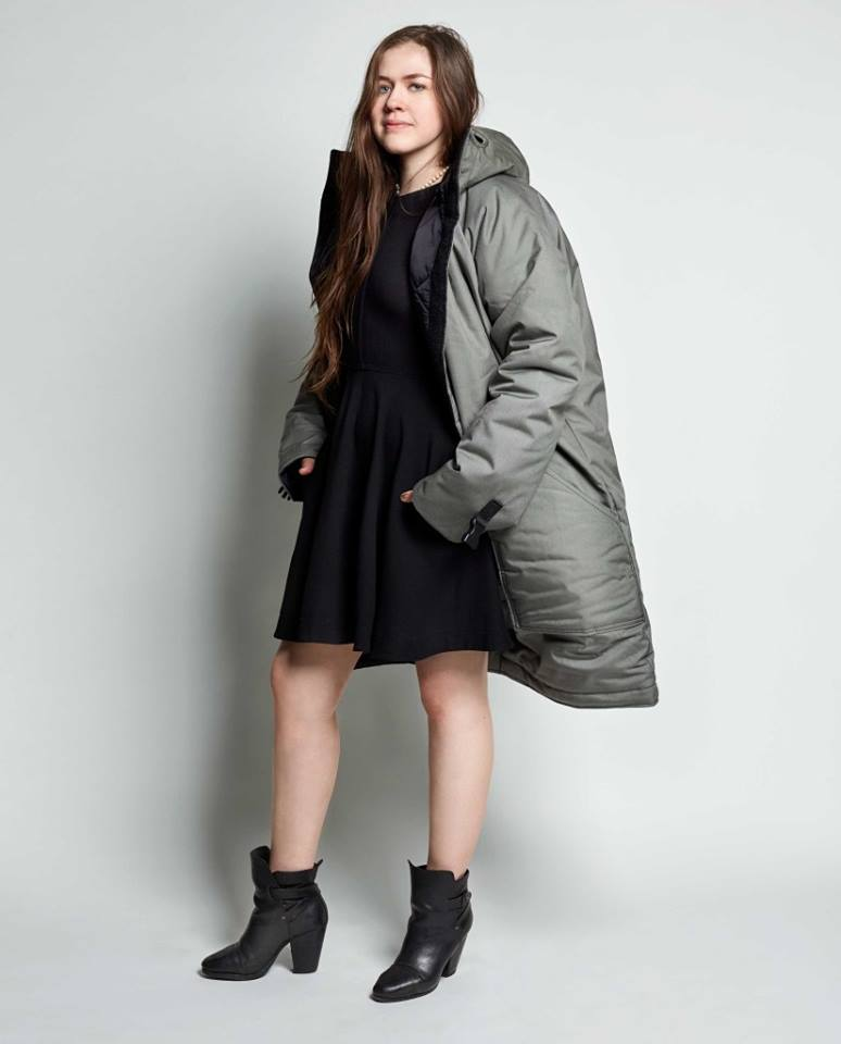 пальто-спальник