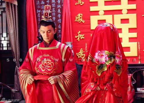 Свадьба в Древнем Китае. Фото: secretchina