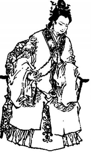 Ли Линжун — единственная в истории чернокожая жена китайского императора. Фото: toutiao.com