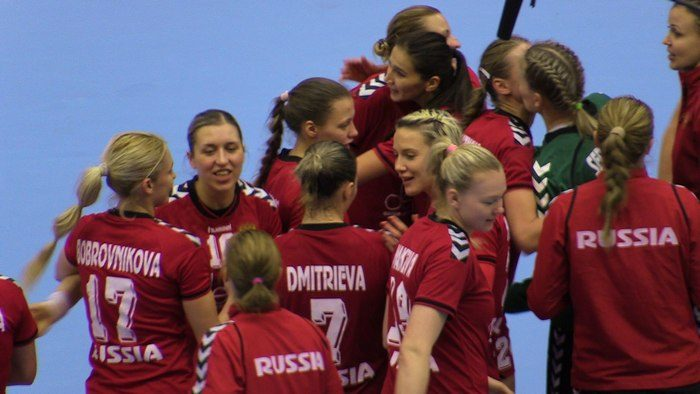 Российские гандболистки вышли в 1/8 финала ЧМ