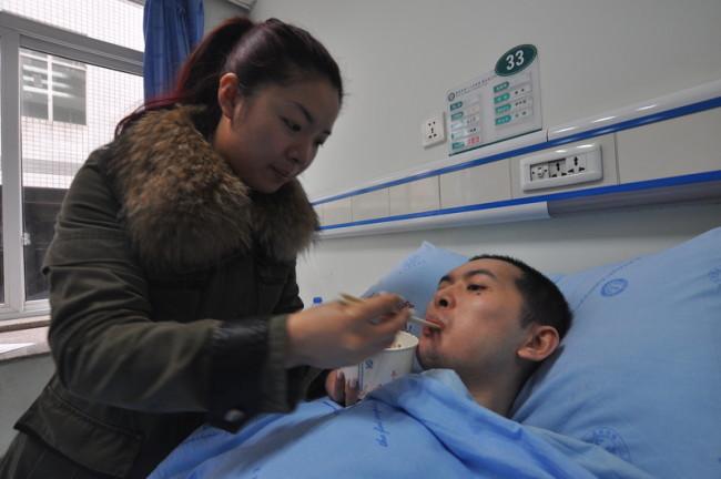 14 января 2015 года. Город Ибинь провинции Сычуань. Фото epochtimes.com