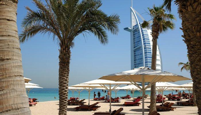 Новый год туристы предпочитают встречать в ОАЭ