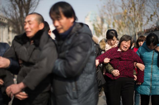 5 января 2015 года. Площадь Чэньи, Шанхай. Фото epochtimes.com