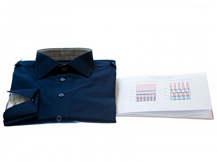 Рубашки ателье STROGO MTM