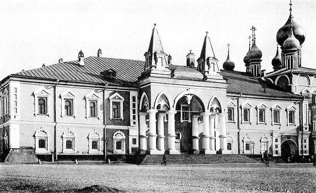 Чудов монастырь в начале XX века. Фото: Dmitry Rozhkov/wikipedia.or/public domain
